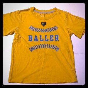 Nike boys size 7 T-shirt